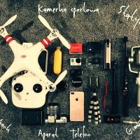 Taśmy prawdy czyli kamery i inne bajery